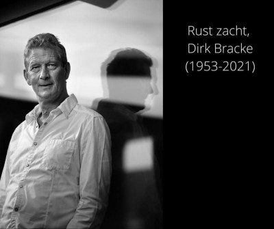 Dirk Bracke (68) overleden.
